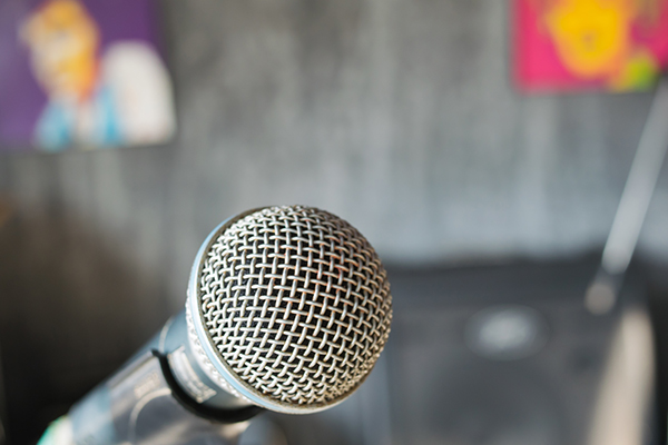 INJ 54 | Comedy Room
