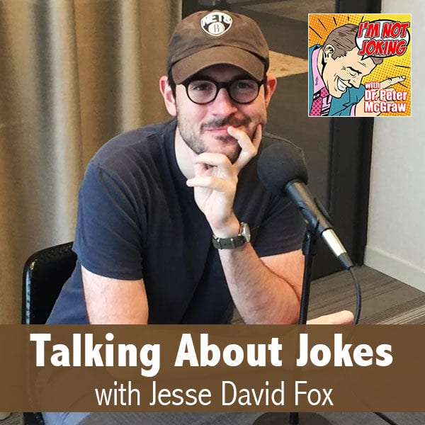 INJ 84 | Comedians And Jokes