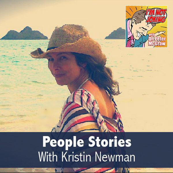 INJ 90 | Kristin Newman