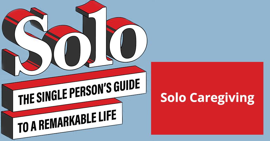 SOLO 31   Solo Caregiver