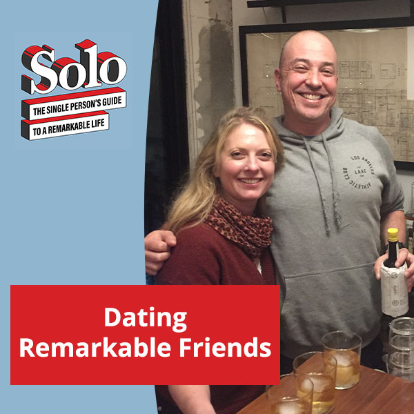 SOLO 65 Josh Gray-Emmer | Remarkable Friends