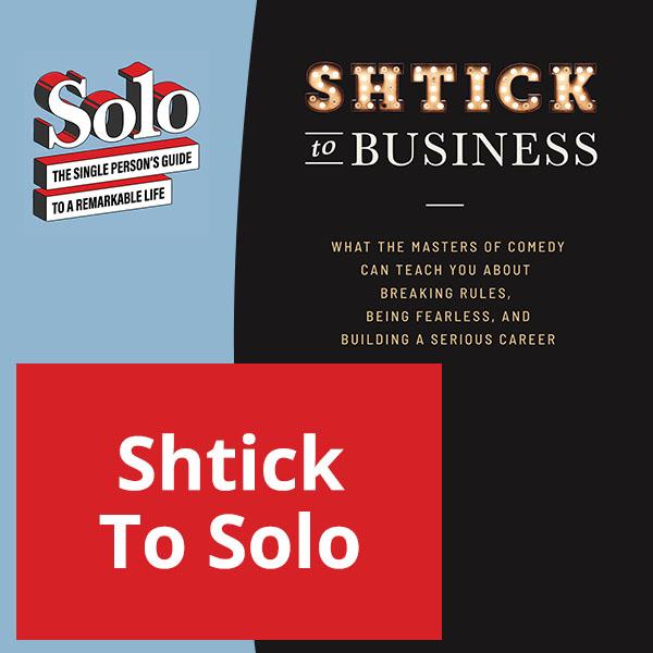 SOLO 73 Jen O'Donnell | Shtick