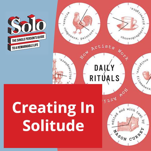 SOLO 80 Mason Currey   Solitude