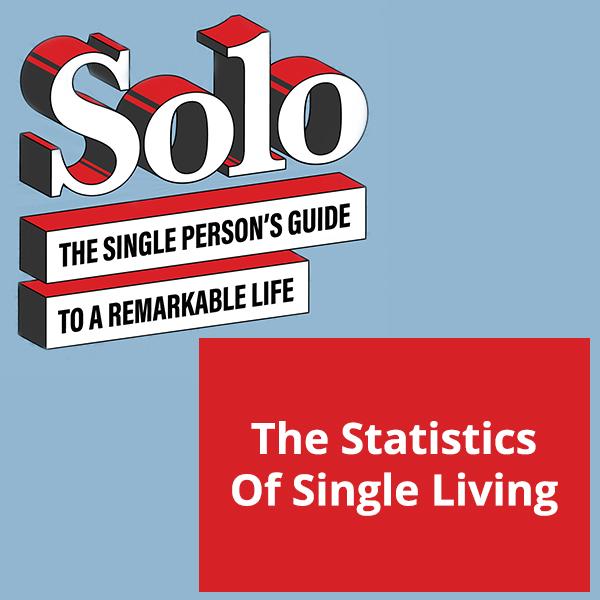 SOLO 84 Anna Brown | Single Living Statistics