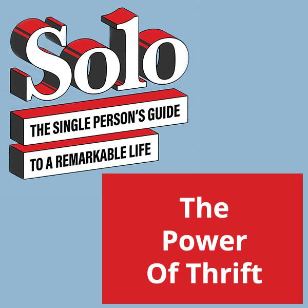 SOLO 85 Anita Dhake | Power Of Thrift
