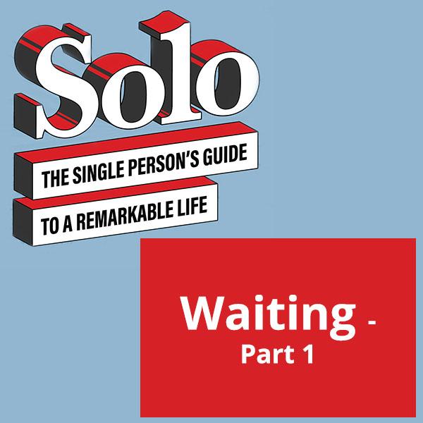 SOLO 87 Kinneret Lahad part 1 | Waiting