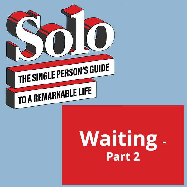SOLO 88 Kinneret Lahad part 2 | Waiting